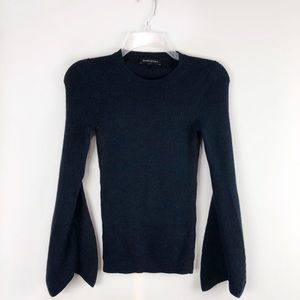 Banana Republic Bell Sleeve Knit Sweater
